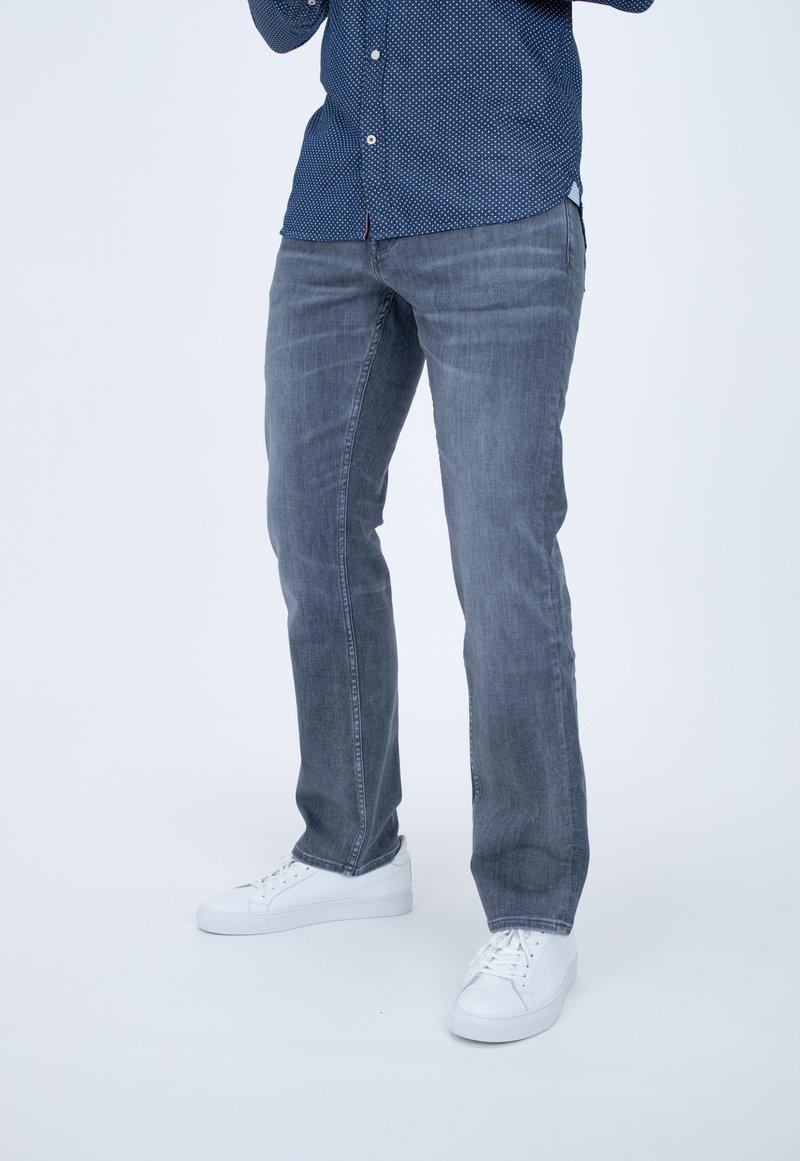 Tommy Hilfiger - Straight leg jeans - grey denim
