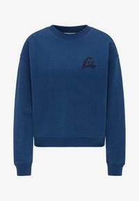 Lee - CREW - Sweatshirt - washed blue - 6