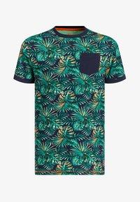 WE Fashion - MET BLADERENDESSIN - T-shirt print - multi-coloured - 3