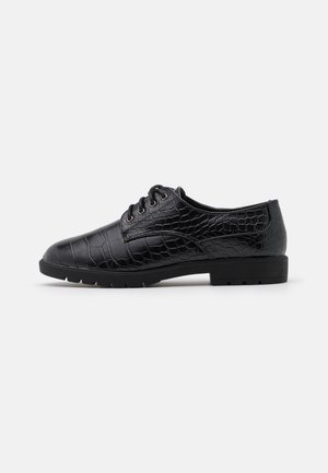 GALVIN - Lace-ups - black