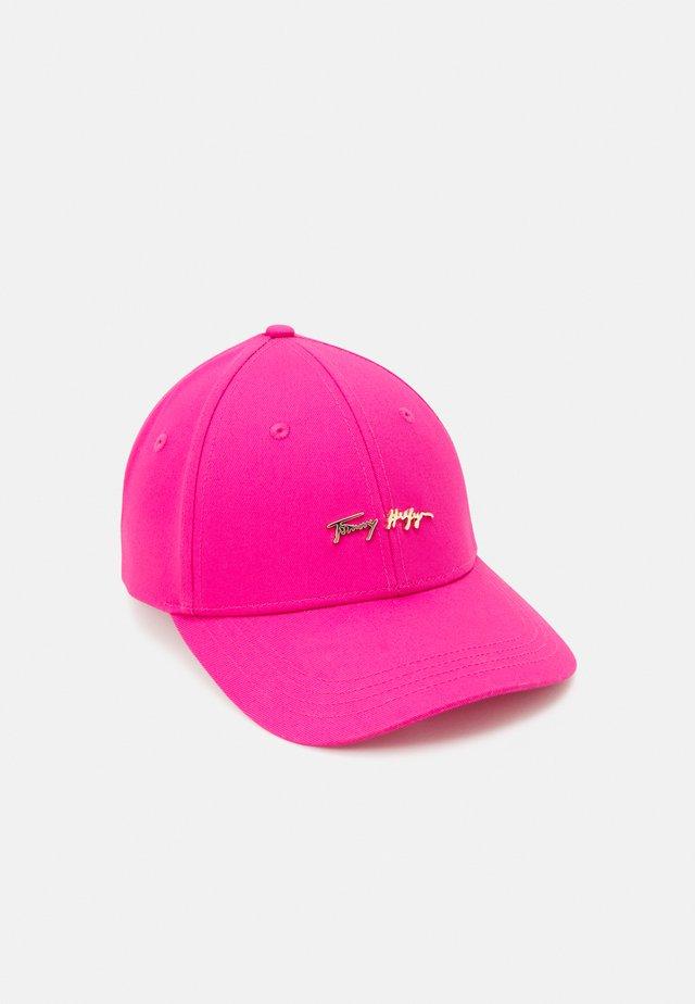 SIGNATURE - Casquette - pink