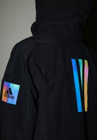 adidas Performance - MYSHELTER RAIN.RDY  - Waterproof jacket - black/rainbow reflective - 4