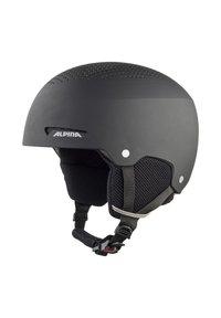 Alpina - ZUPO - Helm - black matt - 2
