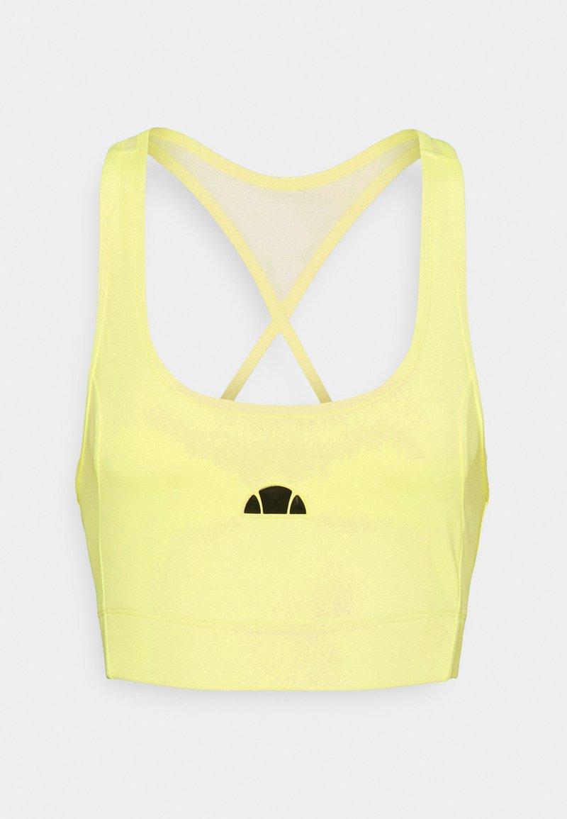 Ellesse - RABERONA BRA TOP - Sports bra - light green