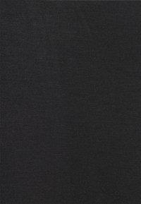 Zign - Mini princess seams skirt high waisted with slit - Pencil skirt - black - 5