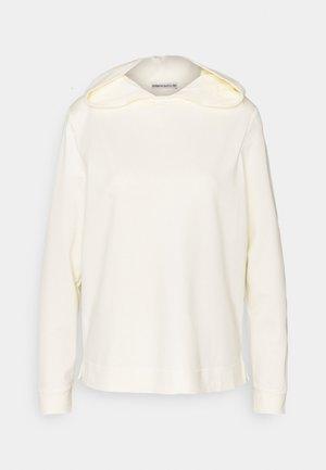 PAPILIA - Sweatshirt - ecru