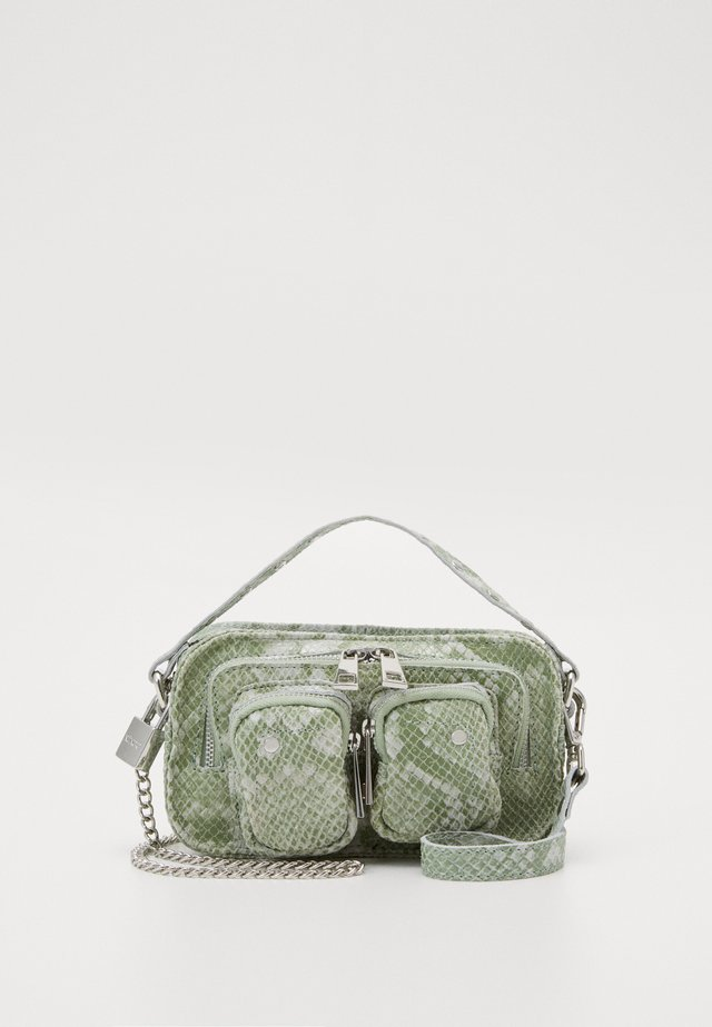 HELENA - Across body bag - light green