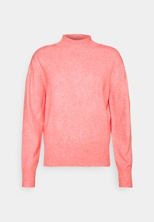CLOUD PLEAT FUNEL - Svetr - bubblegum pink