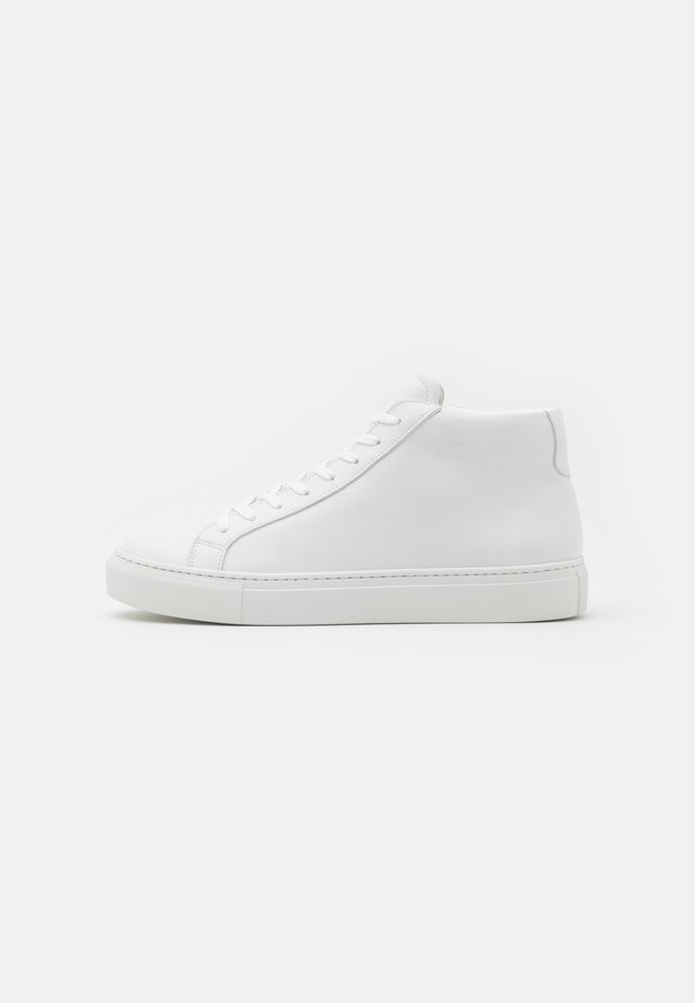 TYPE SOLE VEGAN - Baskets montantes - white