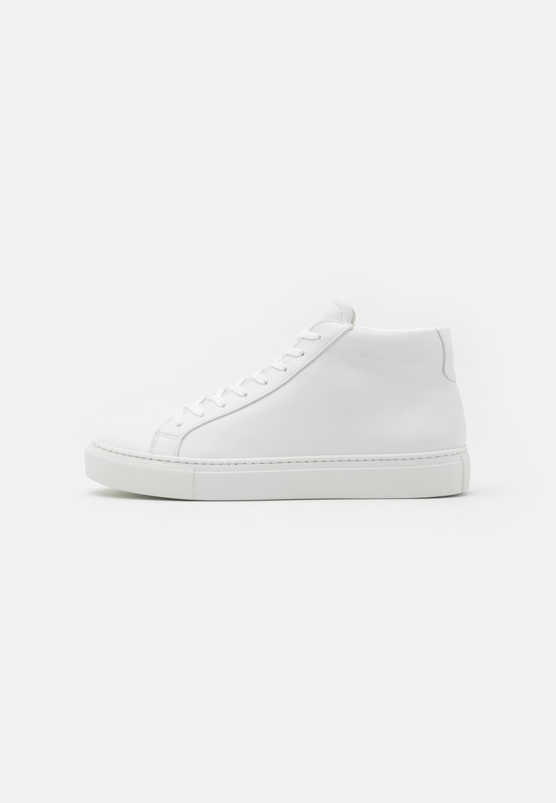 GARMENT PROJECT - TYPE SOLE VEGAN - Sneakers alte - white