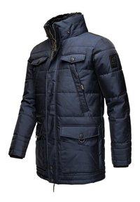 Navahoo - LUAAN - Winter coat - dark blue - 5