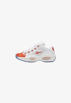 QUESTION LOW SHOES - Trainers - white