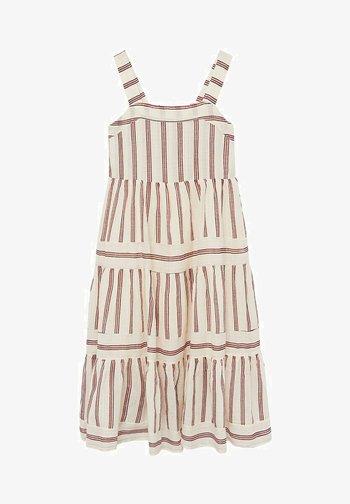 INDI-H - Denní šaty - cremeweiß