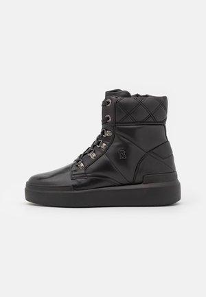 HOLLYWOOD  - Snørestøvletter - black