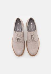 Tamaris - Lace-ups - light grey - 5