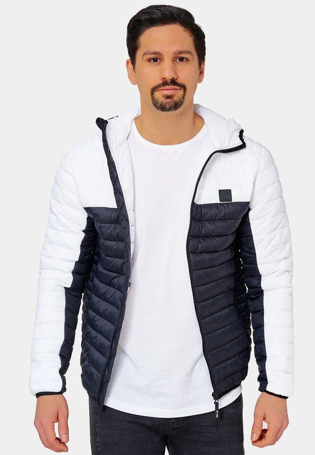 Winterjacke - optical white