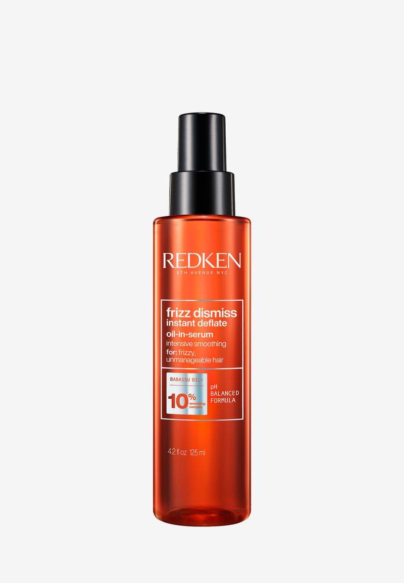 Redken - REDKEN FRIZZ DISMISS INSTANT DEFLATE  - Hair treatment - -