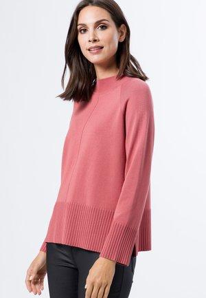 Sweatshirt - rose ash