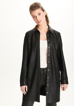 MAREN - Overhemdblouse - black