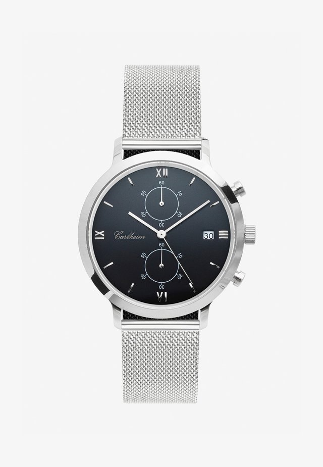 ADLER 42MM - Chronograaf - silver-black
