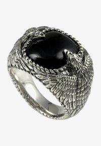 Baldessarini - OBSIDIAN - Ring - bicolor - 0