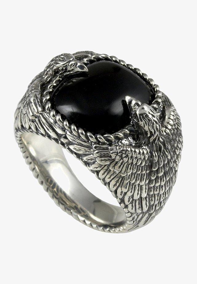 OBSIDIAN - Ring - bicolor