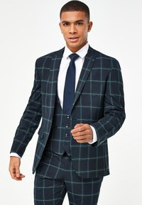 Next - TAILORED FIT  - Suit jacket - green - 0