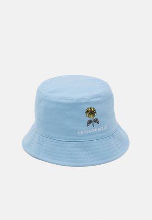 BUCKET HAT UNISEX - Hut - light blue