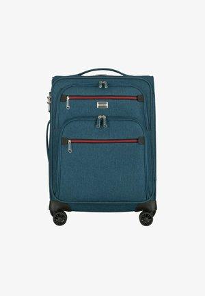 Valise à roulettes - dunkelblau