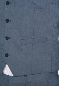 Selected Homme - SLHSLIM HOUND  SUIT SET - Traje - ashley blue - 13