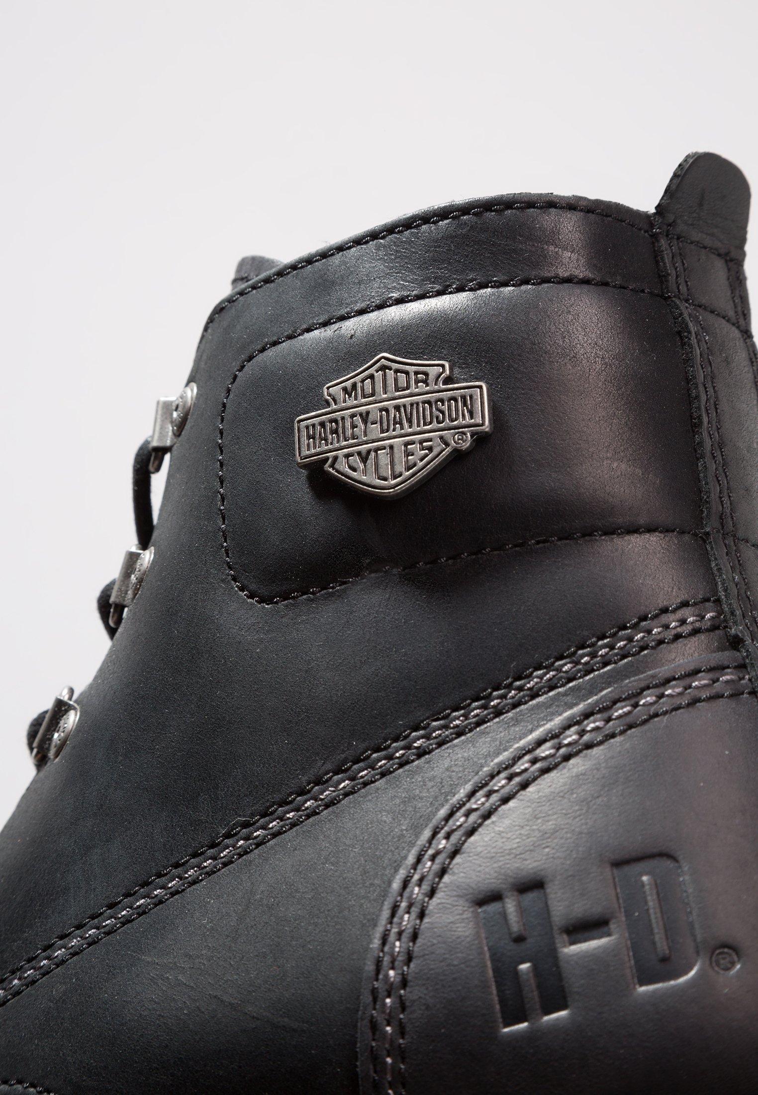Harley Davidson HAGERMAN - Cowboystøvletter - black