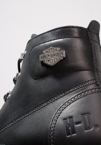 Harley Davidson - HAGERMAN - Biker-/cowboynilkkurit - black - 5