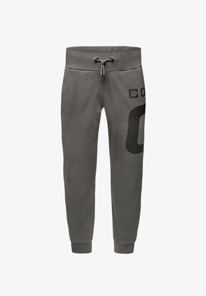 INBOARD - Tracksuit bottoms - anchor grey