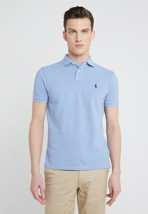 BASIC  - Polo - jamaica heather