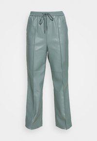 Trousers - seafoam