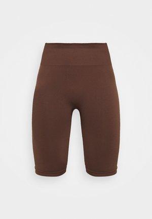 Tights - brown