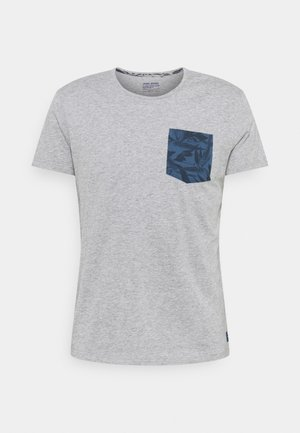 TEE - T-shirt print - stone mix