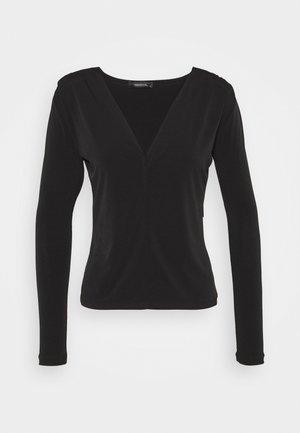 SIYAH - T-shirt à manches longues - black