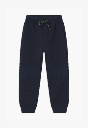 SMALL BOYS  - Tracksuit bottoms - navy blazer
