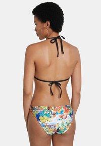 Desigual - FLORIDA - Bikini top - green - 2