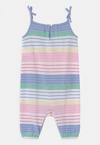 Polo Ralph Lauren - ONE PIECE - Jumpsuit - green/pink/multi - 1
