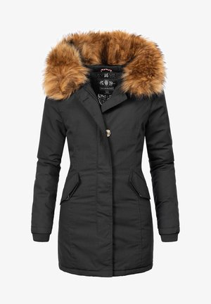 KARMAA - Winter coat - black