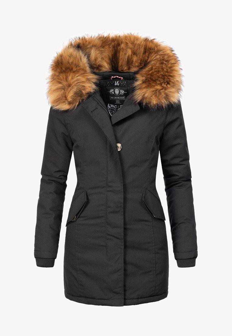 Marikoo - KARMAA - Winter coat - black