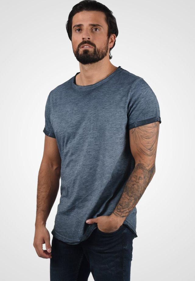 MINO - T-shirts basic - dark navy blue
