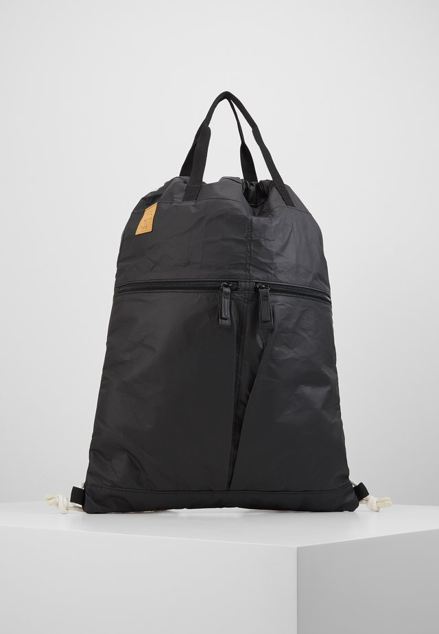 TYVE STRING BAG - Rucksack - black