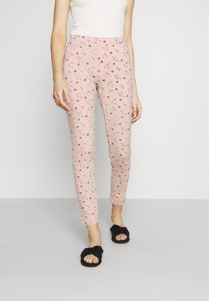 YVAN LEGGING - Pyjama bottoms - rose poudre