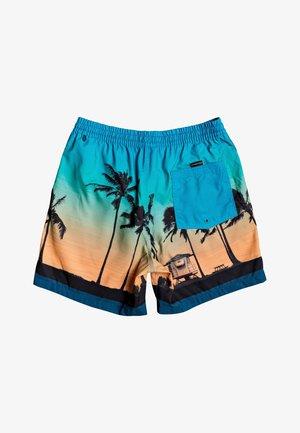 "QUIKSILVER™ PARADISE 17"" - SCHWIMMSHORTS FÜR MÄNNER EQYJV03590 - Swimming shorts - majolica blue"