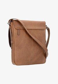 Harold's - Across body bag - braun - 1