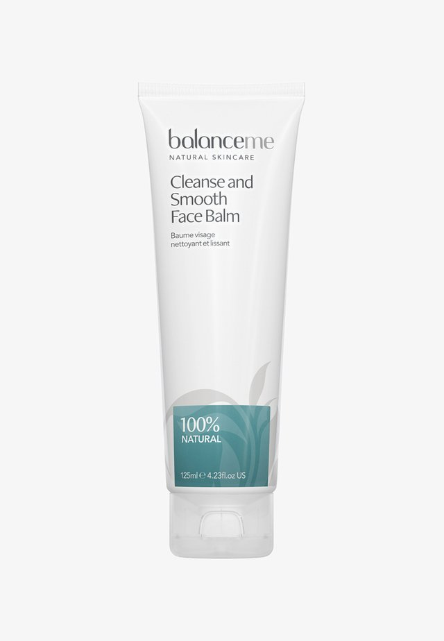 CLEANSE & SMOOTH FACE BALM 125ML - Cleanser - neutral