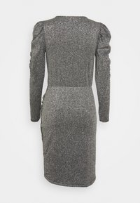 ONLY - ONLDONNA DRESS - Cocktail dress / Party dress - dark grey - 1